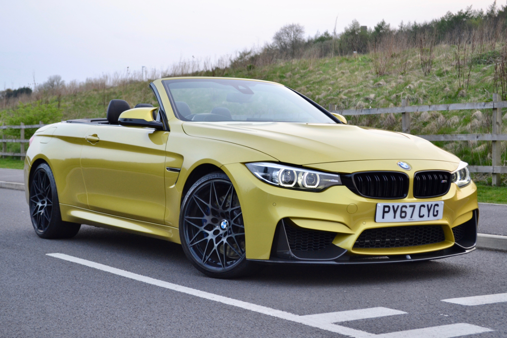 BMW M4 3.0 BiTurbo Competition DCT