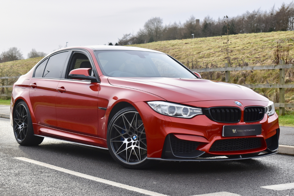 BMW M3 3.0 BiTurbo Competition DCT