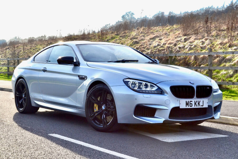 BMW M6 4.4 M DCT Coupe